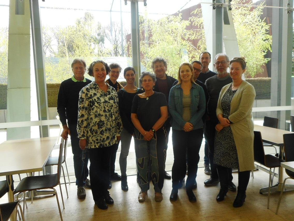 2017 Australia ICOMOS Executive Committee