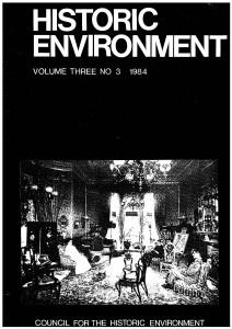 Cover (vol 3 no 3)