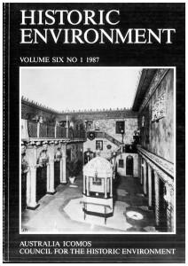Cover (vol 6 no 1)