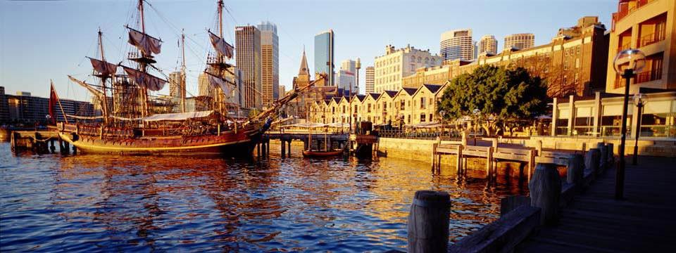 Campbells Cove Sydney