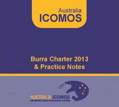 Burra Charter 2013 & PN