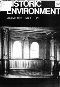 Cover (vol 1 no 2)