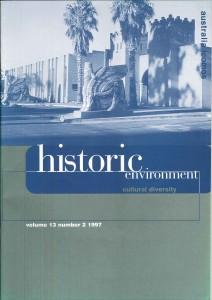 Cover (vol 13 no 2)