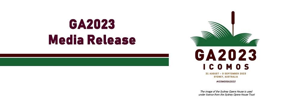 GA2023 Media release 18 Nov