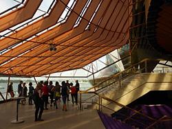 Opera House Tour, Jim Kerr Memorial address 2016