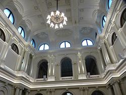 Parliament House Melbourne interior