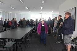 Tas 2018 Symposia Field Trip – RTBG, presentations