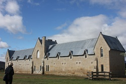 Tas 2018 Symposia Field Trip – original stables at Shene